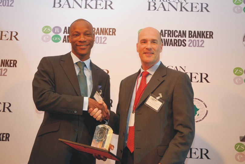 Olusegun Agbaje: Celebrating 'African Banker of the Year 2012'