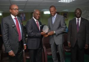 Dr. Justus Uranta award