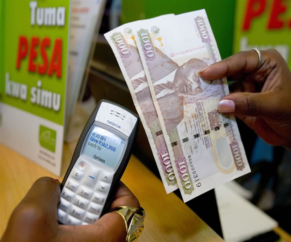 Kenya: Mobile money usage peaks at U.S. $13.5 billion dollars