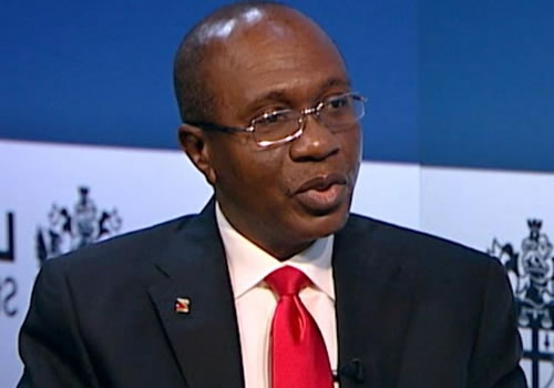 Emefiele for 2017 Nigerian Banking Sector Report Launch