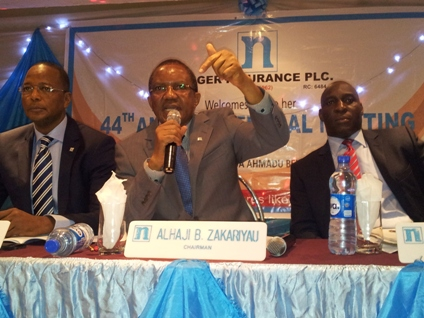 Niger Insurance Pays N270.8m Dividend to Shareholders