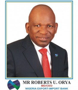 Mr Roberts Orya MD NEXIM Bank