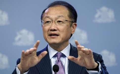 Jim Yong Kim, World Bank President