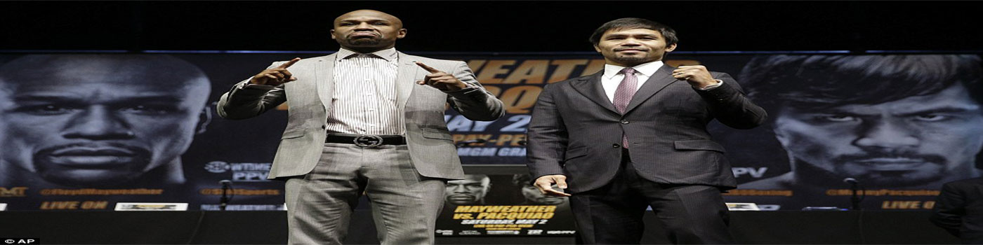 Mayweather Vs Pacquiao: The $300m Fight of History