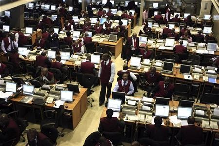 Tier-1 Banks Sell-off Halts Benchmark Index's Bull Run… NSE ASI Down 44bps