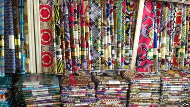 Chinese Dominance Worries Nigeria's Textile Traders