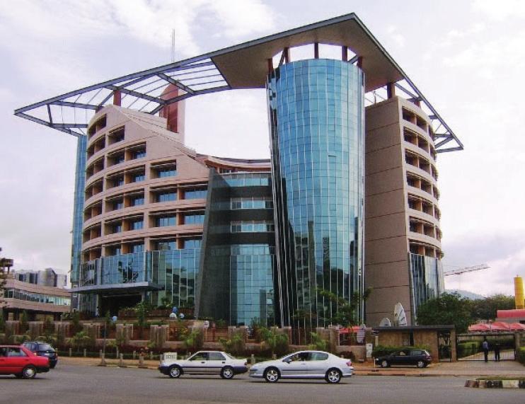 NCC-Building