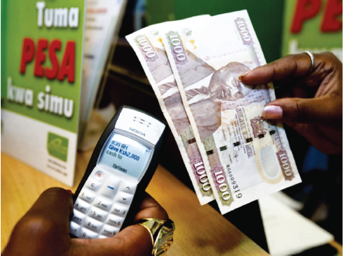 Technology Increasingly Shaping Africa's Financial Sector