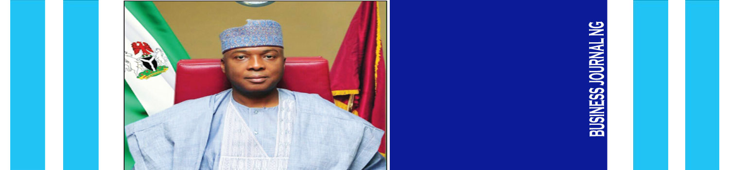 Saraki's Albatross: The Need to Sheath Animosity