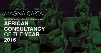 Magna Carta Wins African PR Consultancy of the Year