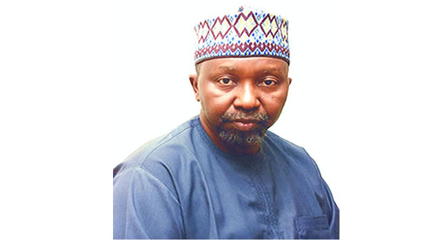 Mohammed Kari, Commissioner for Insurance, NAICOM