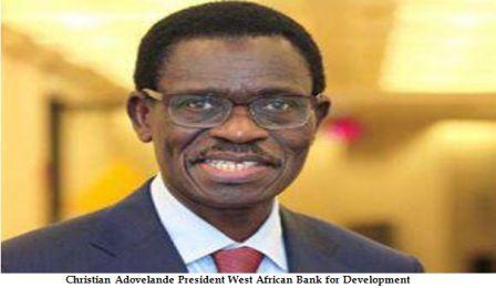 Christian Adovelande President West African Bank for Development