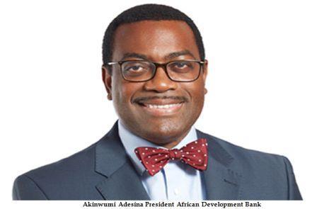 Akinwumi Adesina President African Development Bank