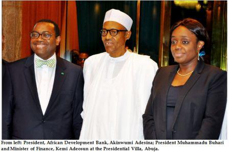 ADB Plans $10bn Investment in Nigeria by 2019