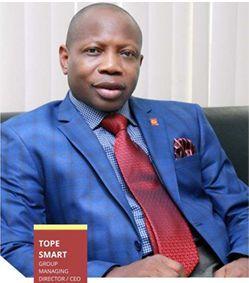 Mr. Tope Smart, Group Managing Director/CEO, NEM Insurance Plc