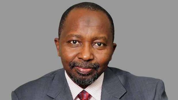 Mohammed Kari Commissioner for Insurance NAICOM