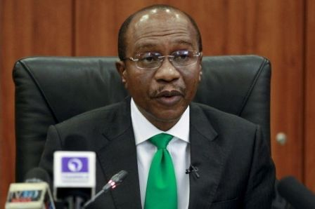 Mr. Godwin Emefiele Governor Central Bank of Nigeria