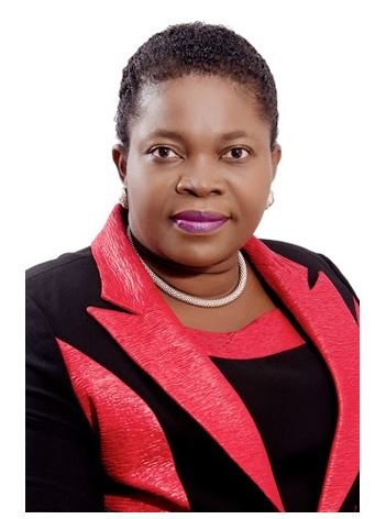 Mrs. Cecilia Osipitan Managing Director/CEO Great Nigeria Insurance Plc