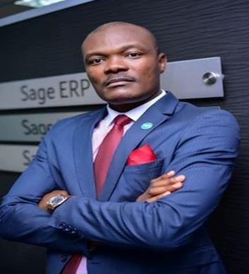 Magnus Nmonwu Regional Director Sage West Africa