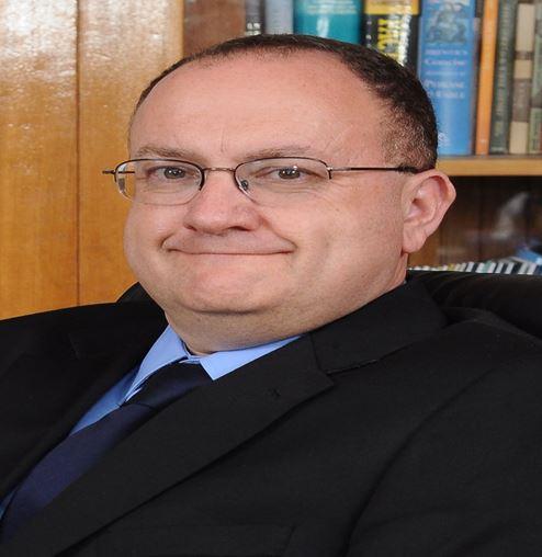 The school principal, Mr. Derek Smith
