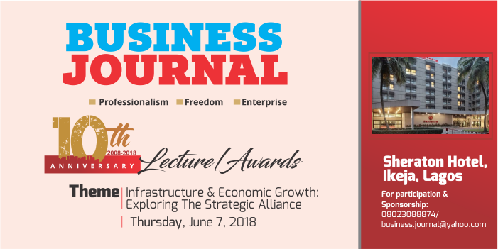 Business Journal 10th Anniversary Event