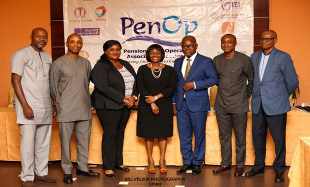 Members of PenOp Executive Committee
