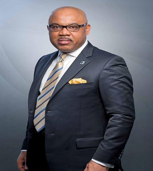 Mr. UK Eke Group Managing Director FBN Holdings Plc