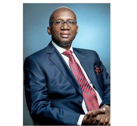 Dr. Ernest Ndukwe, Chairman MTN Nigeria