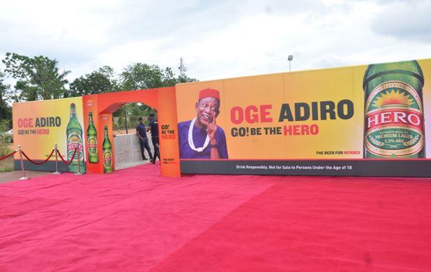 Hero, International Breweries, Mmanya ejiri mara Igbo