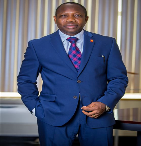Mr. Tope Smart Group Managing Director/CEO NEM Insurance Plc