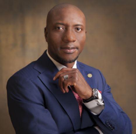 Mr. Oscar Onyema CEO NSE