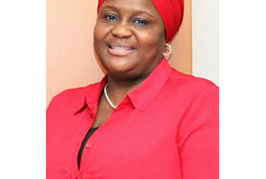 Hajia Aisha Dahir-Umar Acting Director-General National Pension Commission