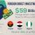 Nigeria, Ethiopia, Kenya Lead 2017 FDI Flow in Africa
