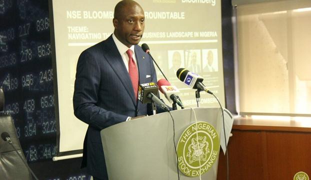 Mr. Oscar Onyema CEO