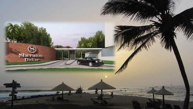 Sheraton Hotel, Dakar