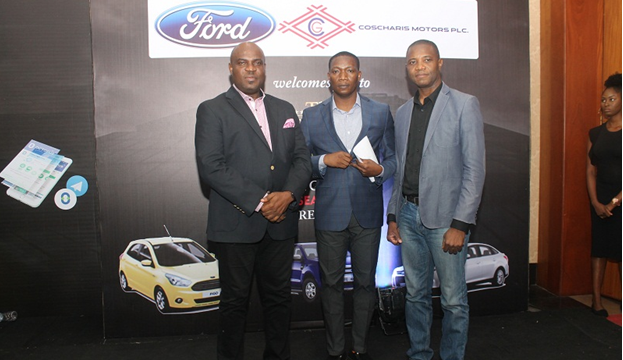 Coscharis, Ford Unveil Sponsorship for Season 5 of The Next Titan