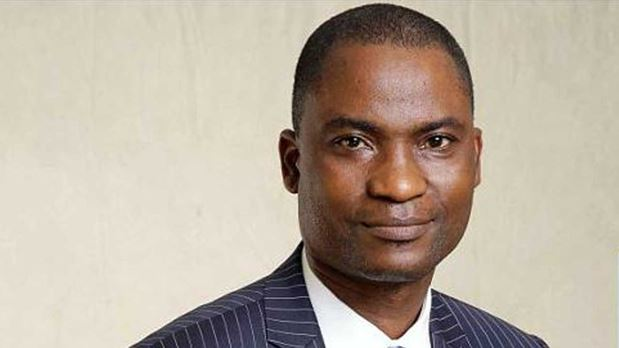 Sunkanmi Adekeye Managing Director Allianz Nigeria Insurance Plc