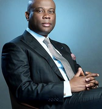 Herbert Wigwe Group MD/CEO Access Bank Plc
