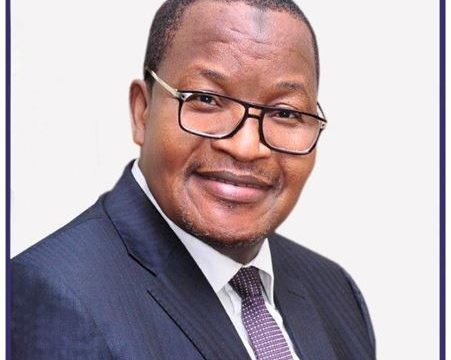 Prof. Umar Danbatta Executive Vice-Chairman Nigerian Communications Commission