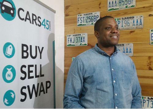 Etop Ikpe CEO Cars45