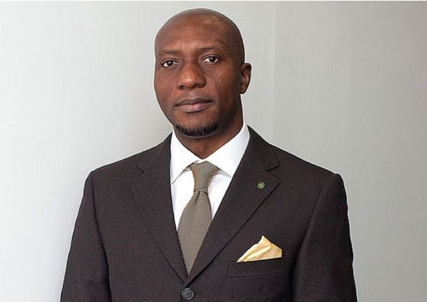 Oscar Onyema CEO The Nigerian Stock Exchange