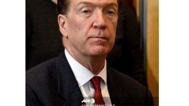 Davis Malpass World Bank President