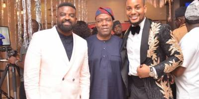 Ecobank MD Affirms Support for Movie Industry
