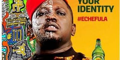 Hero Lager Presents Echefula, Never Forget Your Identity