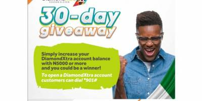 Access Bank Unveils Independence Campaign, Daily Cash Prizes for 30 DiamondXtra Customers