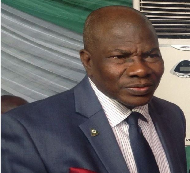 Mr. O. S. Thomas Acting Commissioner for Insurance National Insurance Commission (NAICOM)