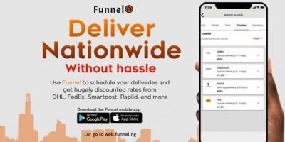Funnel Unveils e-Logistic Services in Nigeria