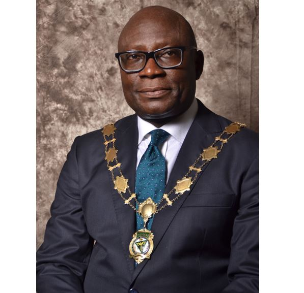 Dr. Uche Olowu President/Chairman of Council Chartered Institute of Bankers of Nigeria (CIBN)