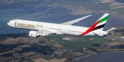 Emirates Rated World's Safest Airline on the Planet